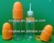 plastic vial e liquid dropper bottle,plastic dropper bottle 30ml