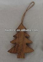 x'mas wooden tree,star,heart