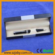 wooden pen stand advertising roller pen electronic massage pen
