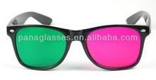 Good quality creative fashion plastic decorated eyewear