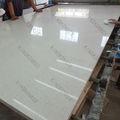 kompozit mutfak tezgah kristal beyaz kuvars