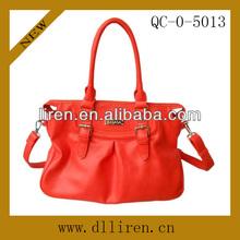 red women big fashion 2015 bag handbag