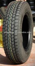 semi-steel passenger car tyre 155/80R12, mini car tyre 155/80R12