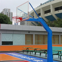 Inground Adjustable Basketball Stand basketball system
