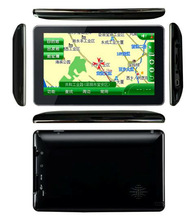Hot sale 7 inch touch screen GPS g-sensor with Bluetooth windows CE 6.0 wifi/fm/usb/tf hd car gps navigator wholesale