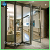 china manufacture heavy folding alumium door