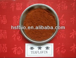 Black Tea Extract, 10-40% Theaflavin HPLC
