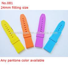 24mm fancy sharp watch hand band,japan movt quartz watch bands wholesale, manufacture