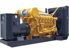 Heavy duty diesel generator 2500 kva