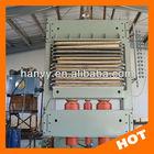 HANVY Plywood Machinery Hot Press Machine