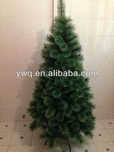 2014 white Pine Needle xmas tree new zealand pine pine tree wood carving