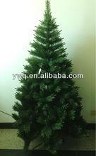 2014 white Pine Needle xmas tree pine needle christmas tree artificial pine tree branches