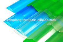 Vietnam High Quality PVC Roofing Sheets
