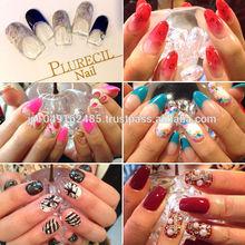 celebrity nail salon gel polish of good gel nail for beautiful