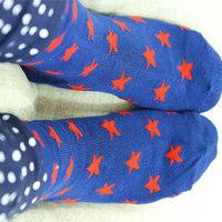 Maturnity Blue Stars Short Style Cotton Fashion Socks