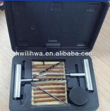 Car tire puncture repair kits