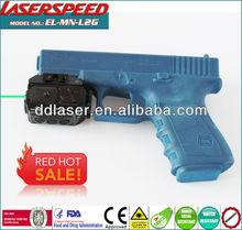 Hot sale Super Led Flashlight+GREEN Dot Laser