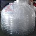 Producto de la transparencia plástica de la bóveda