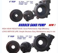 Rubber Sand Pump