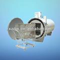 esterilizador de alta pressão para frascos de vidro