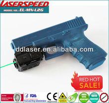 wide rang hunting compact laser sight and cree led flashlight