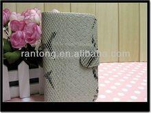 Wholesale luxury fashion stripe leather flip case for Samsung galaxy note 3 case