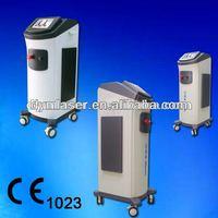 Pore size treatment 1550nm fractional Er:yag laser glass fiber professional medical equipment