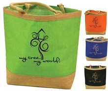 Jute tote bag/jute shopping bag/jute bags manufacturers