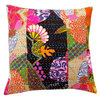 Handstich Flower Design Patchwork Kantha Cushion Cover Assorted 100 pcs in only 300 USD