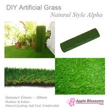 DIY Artificial Grass ~ Natural Style Alpha