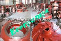 Rubber plate liner of kinds of pumps