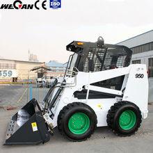 XT750 skid steer loader WECAN brand loading capacity 950kgs