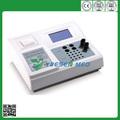 Yste0403 dual- canale coagulometro automatico analizzatore