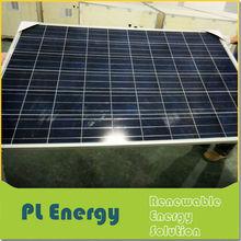 tuv ul csa mcs cec poly solar panel 255w