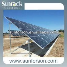 1kw solar panel kit for ground