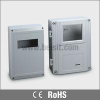 IP66 sealed metal enclosure customized