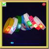 advertising item silicone led light elastic band