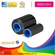 Inkstyle Zebra 800015-101 K Compatible Ribbon - 1000 prints