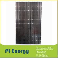 factory wholesale best price mono pv 245w solar module
