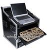 19 inch amp/mixer rack flight case