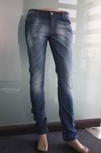 Men skinny denim jeans