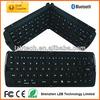 Bluetooth wireless Keyboard,foldable bluetooth keyboard for pads