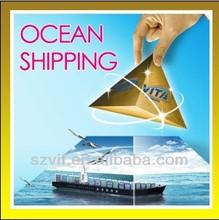 charter bulk shipping carrier to UK from haikou--esther