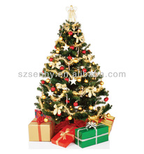 Most Popular Decorated Holiday Time Christmas Tree