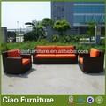 Gartenmöbel modernen 2-sitzer korbwaren herz sofa