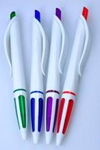 Nice design promotional plastic ball pen stationery item