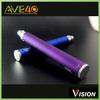 wholesale new package vision spinner vapor pen starter kit in 650mah/900mah/1100mah/1300mah wax vision spinner