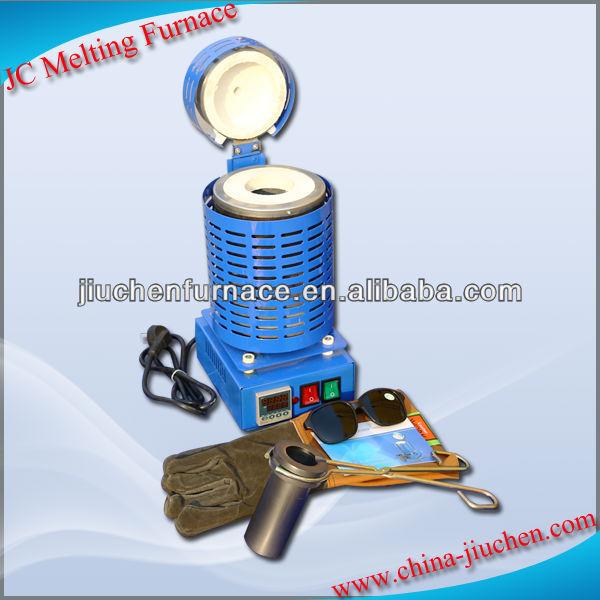Aletleri altın eritme ocağı mini eritme fırını metal eritme