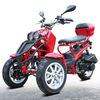 Trike Motorcyles DF150TKC / DF125TKC / DF50TKC