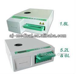Medical Sterilization Equipments Portable Fast Casette Pressure Steam Sterilizer 1.8L / 5.2L / 6L